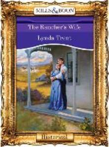 Rancher's Wife (Mills & Boon Vintage 90s Modern)