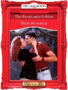 Passionate G-Man (Mills & Boon Vintage Desire)