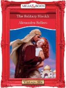 Solitary Sheikh (Mills & Boon Vintage Desire)