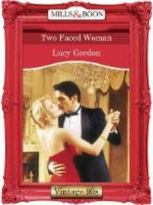 Two Faced Woman (Mills & Boon Vintage Desire)