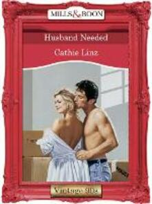 Husband Needed (Mills & Boon Vintage Desire)