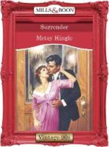 Surrender (Mills & Boon Vintage Desire)