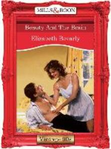 Beauty And The Brain (Mills & Boon Vintage Desire)