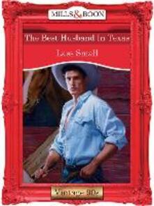 Best Husband In Texas (Mills & Boon Vintage Desire)