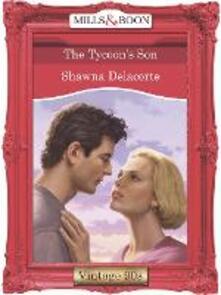 Tycoon's Son (Mills & Boon Vintage Desire)