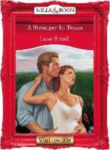 Stranger In Texas (Mills & Boon Vintage Desire)