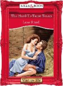 Hard-To-Tame Texan (Mills & Boon Vintage Desire)