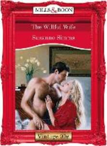 Willful Wife (Mills & Boon Vintage Desire)