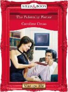 Paternity Factor (Mills & Boon Vintage Desire)