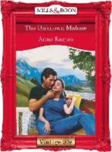 Unknown Malone (Mills & Boon Vintage Desire)