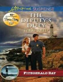 Deputy's Duty (Mills & Boon Love Inspired Suspense) (Fitzgerald Bay, Book 6)