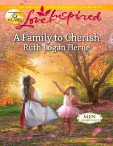 Family to Cherish (Mills & Boon Love Inspired) (Men of Allegany County, Book 5)