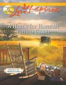 Home for Hannah (Mills & Boon Love Inspired) (Brides of Amish Country, Book 7)