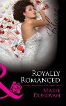 Royally Romanced (Mills & Boon Blaze) (A Real Prince, Book 1)