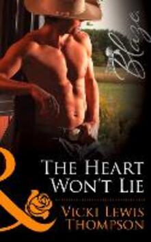 Heart Won't Lie (Mills & Boon Blaze) (Sons of Chance, Book 14)