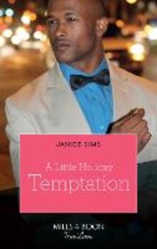 Little Holiday Temptation (Mills & Boon Kimani) (Kimani Hotties, Book 36)