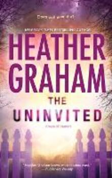 Uninvited (Krewe of Hunters, Book 8)