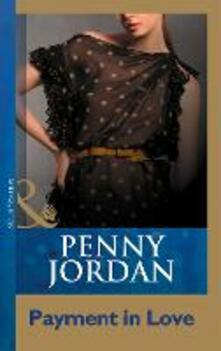 Payment In Love (Mills & Boon Modern)