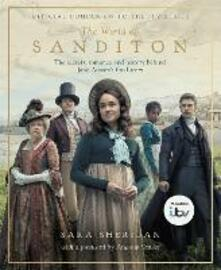 The World of Sanditon: The Official Companion to the ITV Series - Sara Sheridan - cover