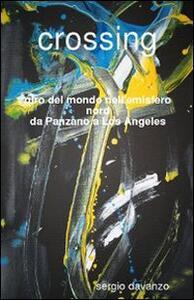 Crossing - Sergio Davanzo - copertina
