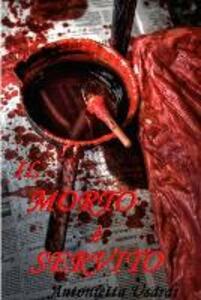 Il morto è servito - Antonietta M. Usardi - copertina