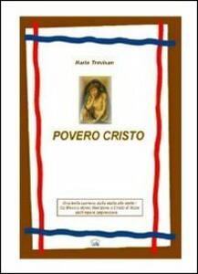 Povero Cristo - Mario Trevisan - copertina