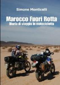 Marocco Fuori Rotta - Simone Monticelli - copertina