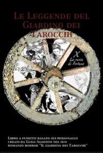 Le leggende del Giardino dei Tarocchi - Luigi Agostini - copertina