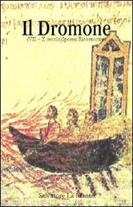 Il dromone - Salvatore La Mantia - copertina