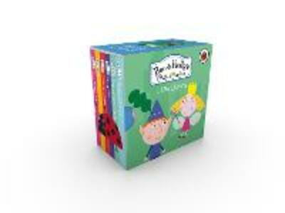 Ben and Holly's Little Kingdom: Little Library - cover