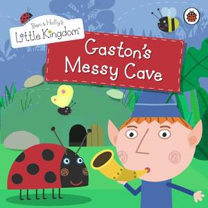 Ben and Holly's Little Kingdom: Gaston's Messy Cave Storybook