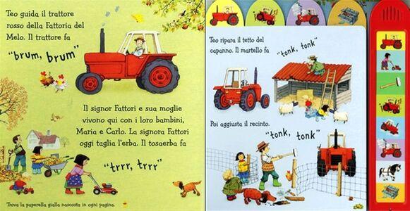 Libro Che baccano in fattoria! Sam Taplin , Stephen Cartwright 1