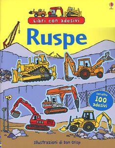 Libro Ruspe Alice Pearcey , Dan Crisp