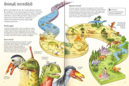 Il grande libro dei dinosauri - Susanna Davidson,Stephanie Turnbull,Rachel Firth - 4