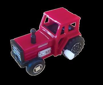 Il trattore rosso. Con gadget - Jenny Tyler,Stephen Cartwright - 3