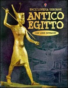 L' antico Egitto. Ediz. illustrata - Gill Harvey,Struan Reid - copertina