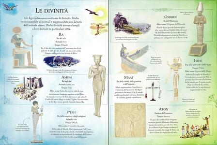 L' antico Egitto. Ediz. illustrata - Gill Harvey,Struan Reid - 3