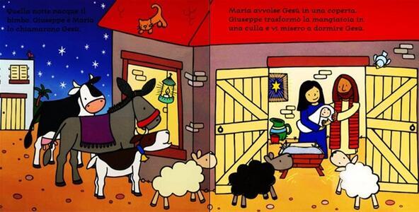 La notte di Natale. Ediz. illustrata - Fiona Watt,Rachel Wells - 3