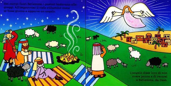 La notte di Natale. Ediz. illustrata - Fiona Watt,Rachel Wells - 4