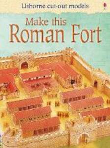 Make this roman fort - Iain Ashman - copertina