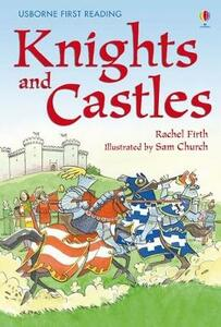Knights and castles - Rachel Firth - copertina