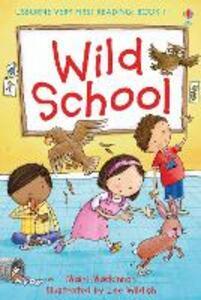 Wild school - Mairi Mackinnon - copertina