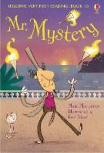 Mr Mystery - Mairi Mackinnon - copertina