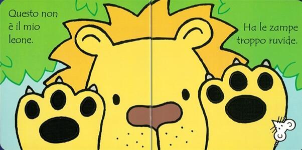 Dov'è il mio leone? Ediz. illustrata - Fiona Watt - 3
