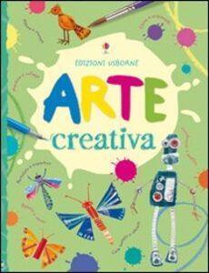 Libro Arte creativa Fiona Watt