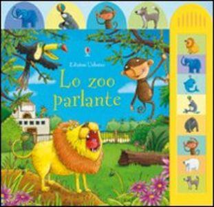 Libro Lo zoo parlante Sam Taplin 0