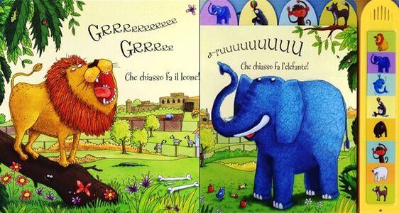 Libro Lo zoo parlante Sam Taplin 1