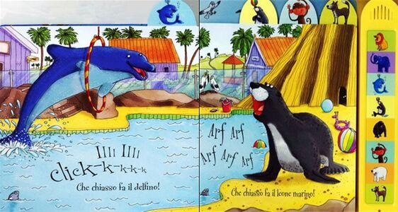 Libro Lo zoo parlante Sam Taplin 2