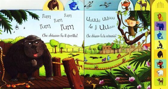 Libro Lo zoo parlante Sam Taplin 3