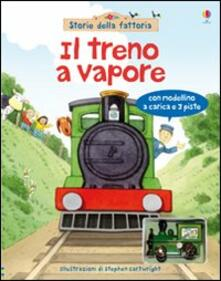Il treno a vapore. Con gadget.pdf